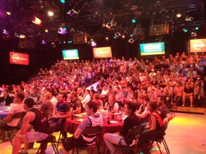 Footy Show 2013 - audience