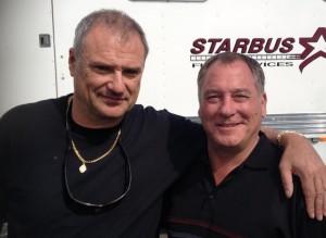 Jez and Simon Westaway