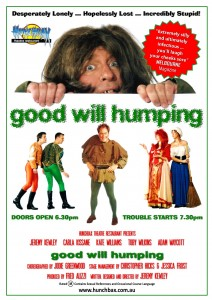 GOOD WILL HUMPING - Poster 3a