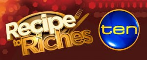 Recipe To Riches logo