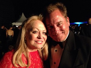 AACTA Awards Jan 2014 - Jez with Jackie Weaver