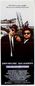Astor - Blues Brothers - poster