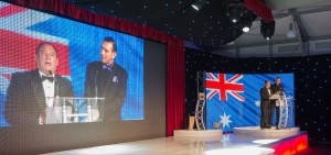 Australia Day Ball 2014. SKYCITY Pavillion Darwin. Photo Creative Light Studios