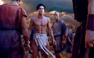 Aaron Jakubenko in Spartacus