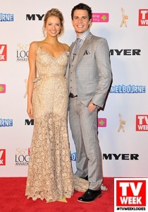 Andrew Morley TV Week Red Carpet 2