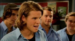 Khan Oxenham as Jared Warley on Neighbours 1