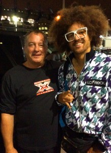 X Factor 2014 - Jez & Redfoo