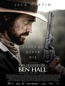 The Legend Of Ben Hall - poster