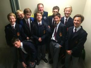 2014 Jeremy & Brighton Grammar Boys - August 25 - 2