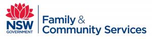 Family & Community Services logo