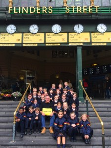 Flinders Street Station School Tour - Sept 2014 - 3