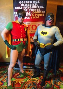 Jez & Ned as Batman & Robin - Sept 2014 - 1