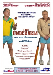 The Underarm - poster 10