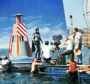 batman 1966 back lot water